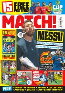 Match! – October 29, 2019