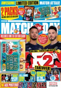 Match of the Day – 15 October 2019