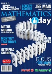 Mathematics Today – October 2019