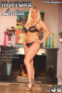 Mature Ladies Adult Photo Magazine – October 2019