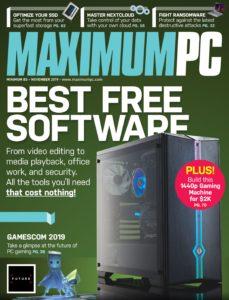 Maximum PC – November 2019