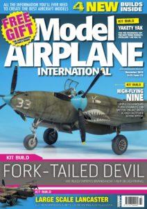Model Airplane International – November 2019