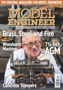 Model Engineer – 25 October 2019