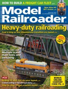 Model Railroader – December 2019
