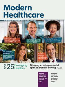 Modern Healthcare – October 14, 2019