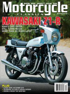 Motorcycle Classics – November-December 2019