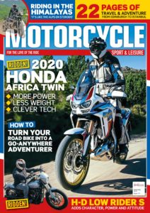 Motorcycle Sport & Leisure – December 2019