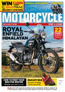 Motorcycle Sport & Leisure – November 2019