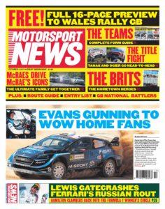 Motorsport News – October 02, 2019
