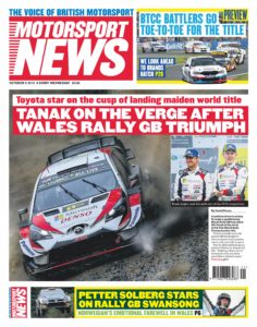 Motorsport News – October 09, 2019