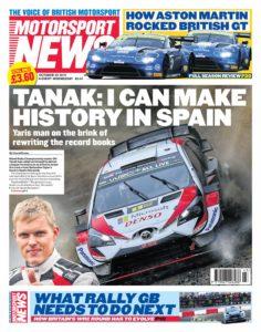 Motorsport News – October 23, 2019