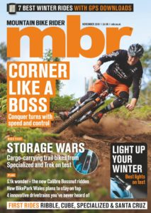 Mountain Bike Rider – November 2019