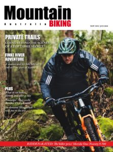Mountain Biking Australia – Nov-Dec-Jan 2020