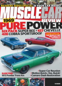Muscle Car Review – November 2019