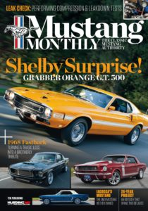 Mustang Monthly – November 2019