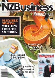 NZBusiness+Management – November 2019