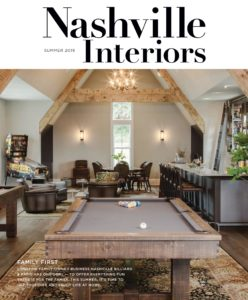 Nashville Interiors – Summer 2019
