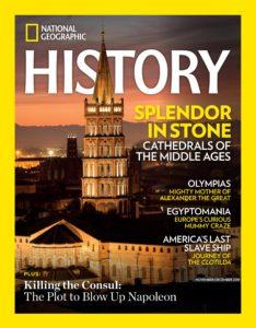 National Geographic History – November 2019