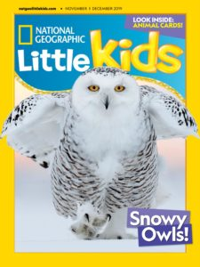 National Geographic Little Kids – November 2019