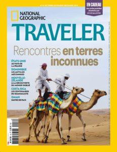 National Geographic Traveler France – Octobre-Décembre 2019
