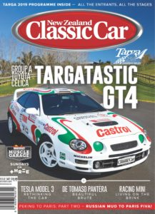 New Zealand Classic Car – November 2019