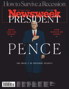 Newsweek International – 25 October 2019