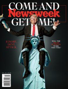 Newsweek USA – October 11, 2019