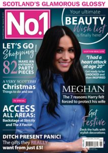 No 1 Magazine – October 24, 2019