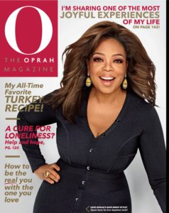 O, The Oprah Magazine – November 2019