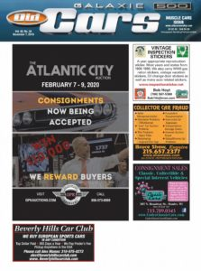 Old Cars Weekly – 07 November 2019