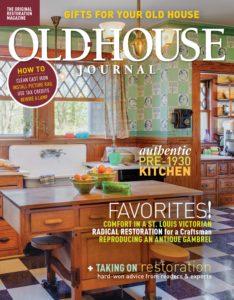 Old House Journal – November 2019