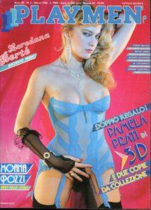 PLAYMEN – March 1986 ITA