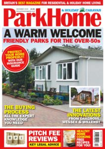 Park Home & Holiday Caravan – December 2019