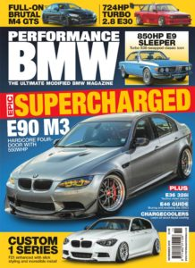 Performance BMW – November 2019