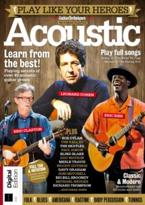 Play Like Your Heroes Acoustic – Fourth Edition 2019