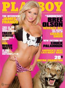 Playboy – August 2011