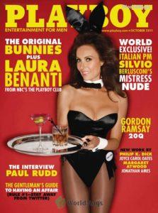 Playboy – October 2011