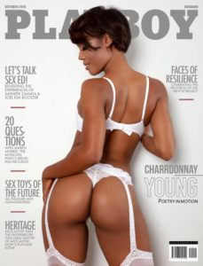 Playboy Denmark – October 2019