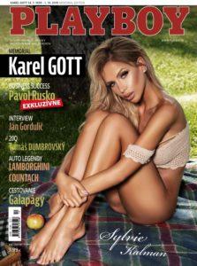 Playboy Slovakia – Október 2019
