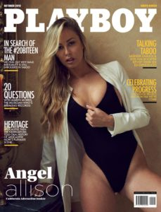 Playboy South Africa – October 2019