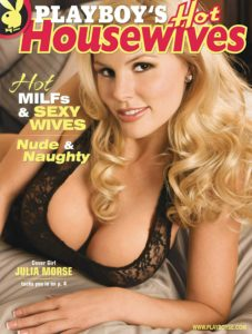 Playboy's Hot Housewives – March-April 2010