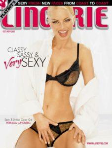 Playboy's Lingerie – October-November 2007
