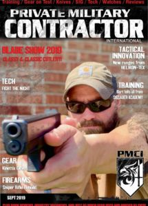 Private Military Contractor International – September 2019