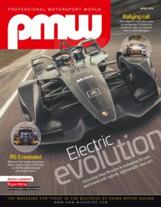 Professional Motorsport World – April 2019