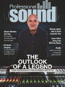 Professional Sound – October 2019