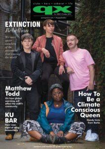 QX Magazine – 02 October 2019