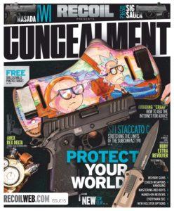 RECOIL Presents Concealment – September 2019