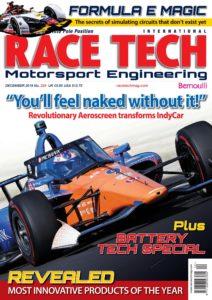 Race Tech – November 2019