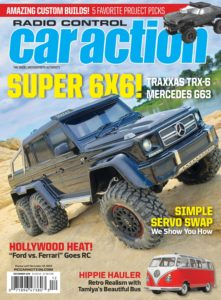Radio Control Car Action – December 2019
