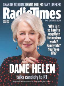 Radio Times – 05 October 2019